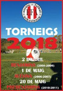 Tornejos EFA 2018