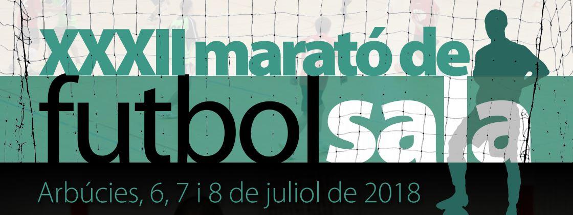 32a Marató Futbol Sala